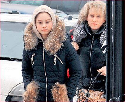 http://all-pix.com/リプニツカヤ選手と母ダニエラさん