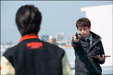 THE LAST COP/テロリスト役http://www.oricon.co.jp/