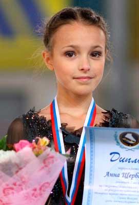 ロシアの天才ジャンプ少女・シェルバコワの4回転 ...