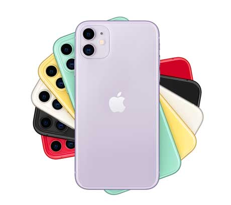 iphone11_color色展開